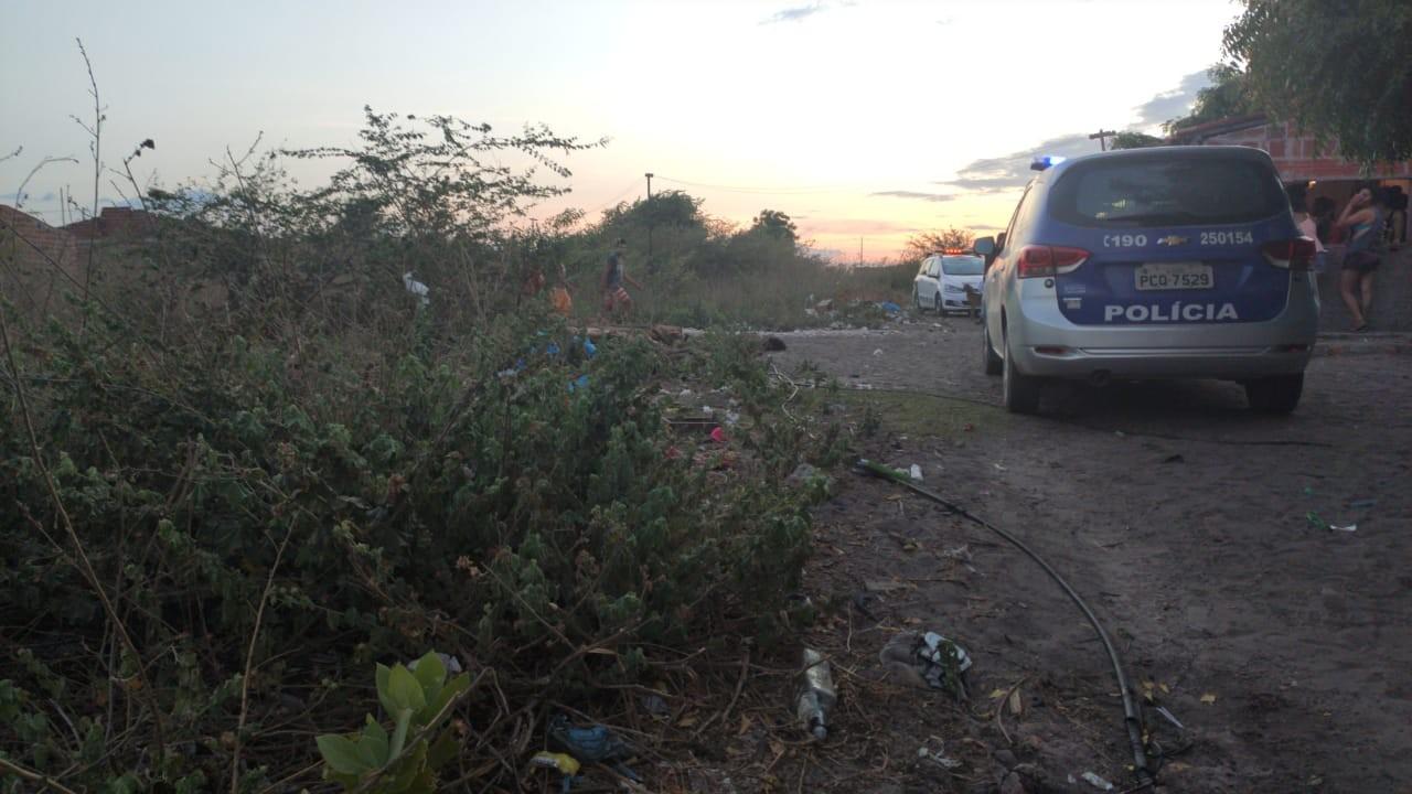 Jovem é morto a facadas no bairro Dom Avelar, em Petrolina - Notícias - Plantão Diário