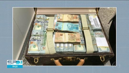 Polícia Federal apreende mais de 16 milhões de dólares em Viracopos