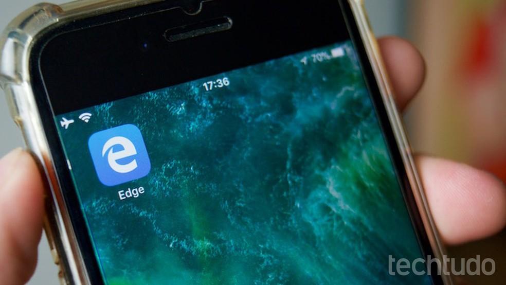 ee5f720956d ... Aprenda a adicionar e gerenciar favoritos no Microsoft Edge para  celulares — Foto  Marvin Costa