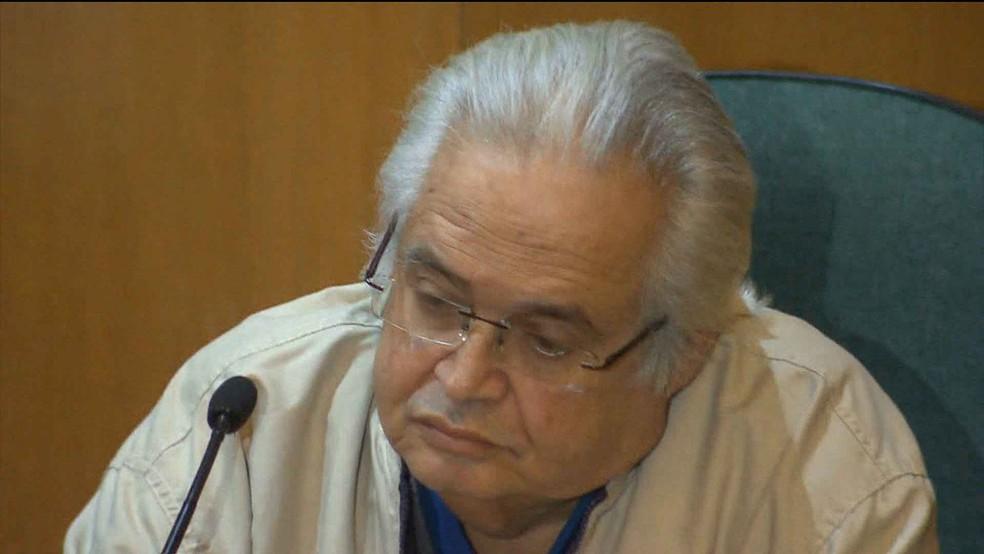 Ex-deputado Pedro Corrêa foi condenado a mais de 20 anos de prisão em decorrência da Operação Lava Jato (Foto: Reprodução GloboNews)