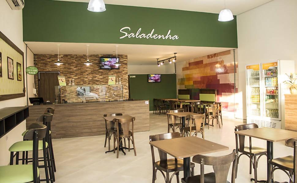 A Saladenha conta com modelos de R$ 60 mil (Foto: Divulgação)