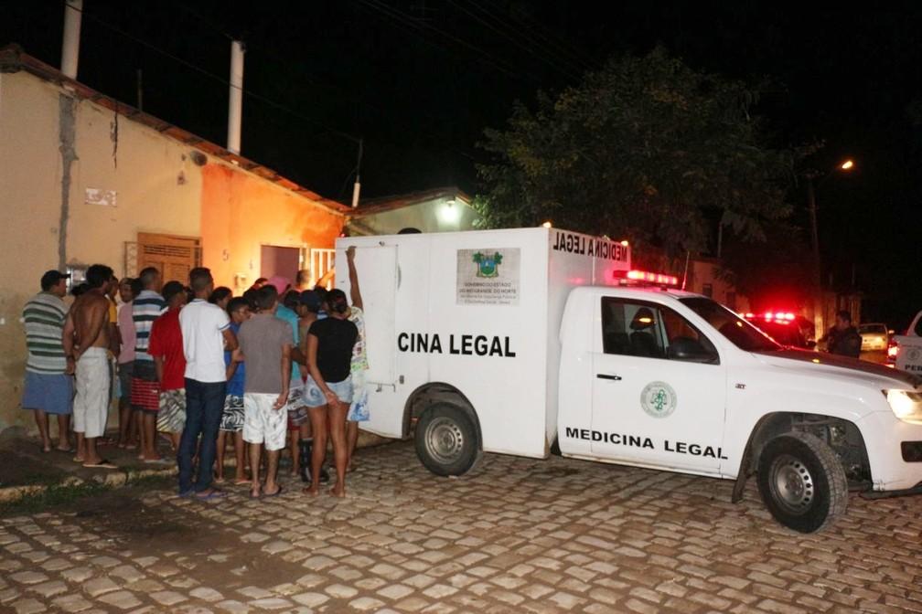 A criminalidade tem tirado o sono e preocupado toda a população potiguar (Foto: Marcelino Neto)