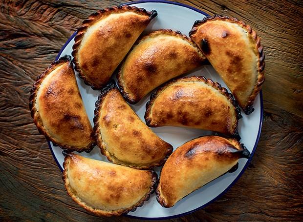 Empanadas Salteñas (Foto: Rogério Voltan)