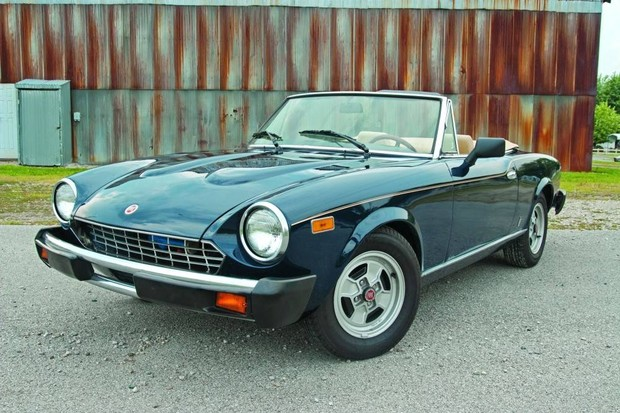 Fiat Spider 2000  Friday the 13th Part VIII (Foto: divulgação)
