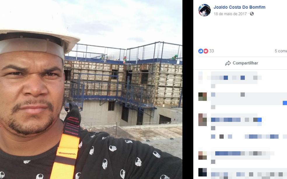 Empresário de 32 anos foi morto a tiros durante um assalto, após ter a casa onde passava férias com a família invadida por bandidos — Foto: Reprodução/Redes Sociais