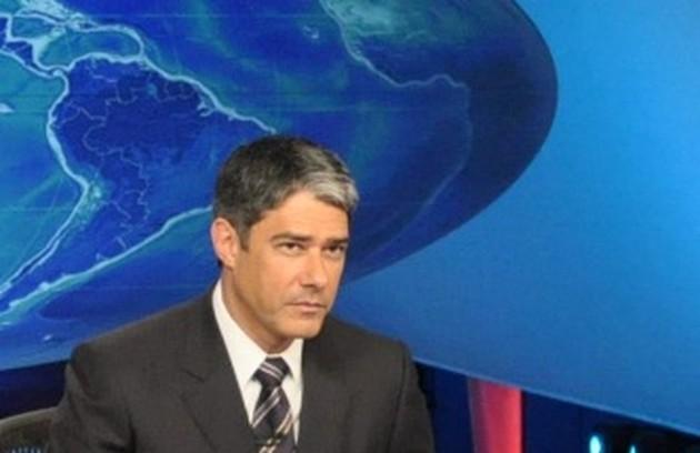 Foi também das eleições. William Bonner fez a diferença nas entrevistas com os candidatos, com perguntas difíceis formuladas com firmeza (Foto: TV Globo)