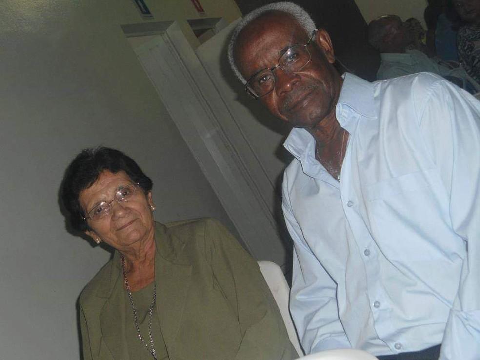 Casal morava em Pirapozinho e estava junto havia 60 anos — Foto: Arquivo pessoal