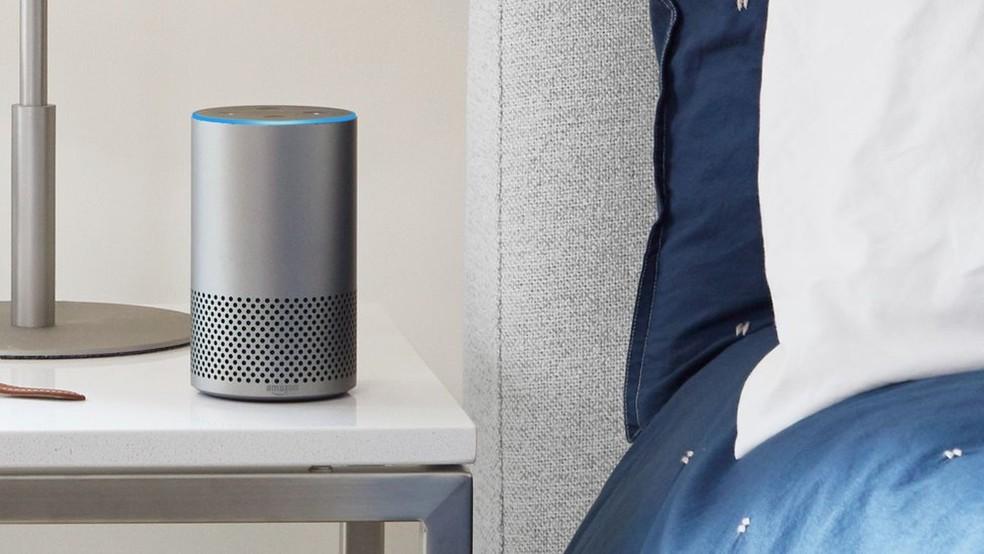 Alexa, a assistente virtual da Amazon (Foto: Amazon)