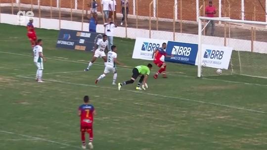 Sempre ele! Paulo Renê marca e Paracatu vence Formosa por 1 a 0