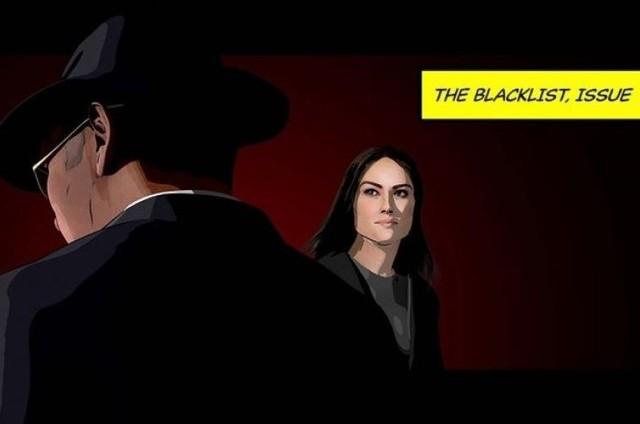 Cena de 'The blacklist' (Foto: Reprodução/THR)