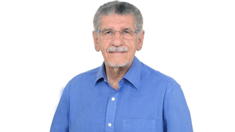 Herzem Gusmão é candidato pelo PMDB — Foto: Divulgação
