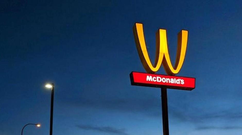 mcdonalds, marca, logo, dia das mulheres (Foto: Reprodução)