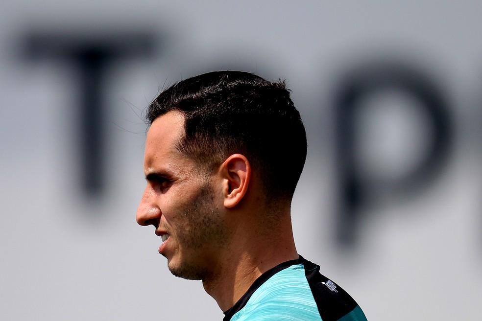 Ansioso e decepcionado consigo mesmo, goleiro se abalou emocionalmente — Foto: Vitor Silva/SSPress/Botafogo