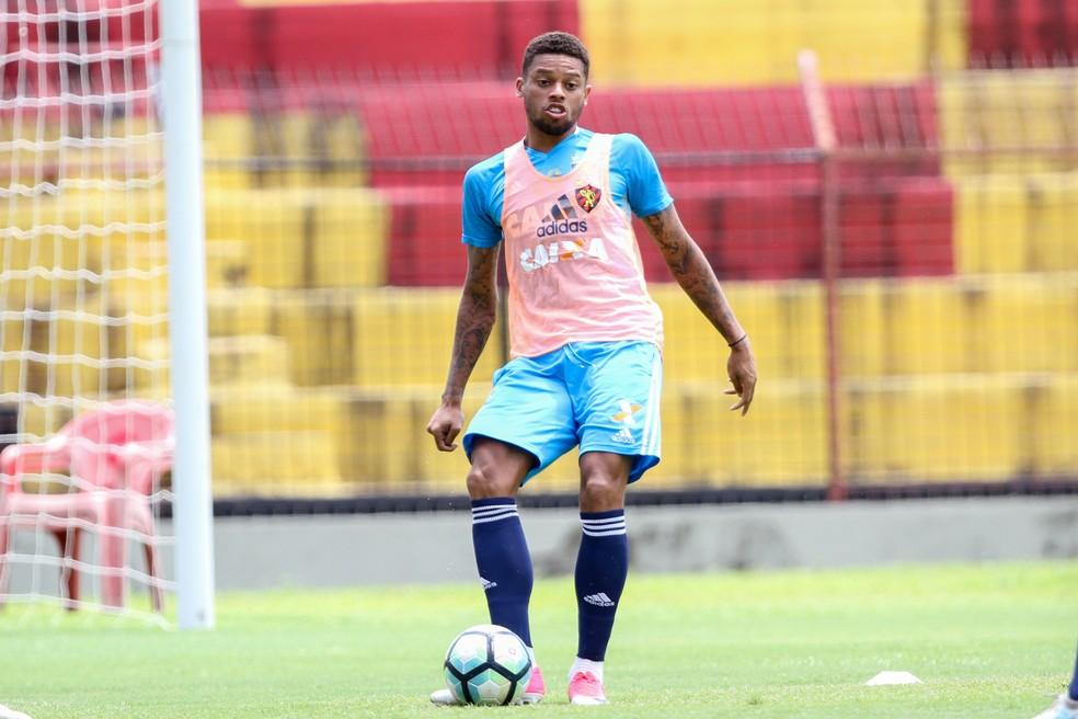 André deixou o Sport no início de 2018, vendido ao Grêmio — Foto: Marlon Costa/ Pernambuco Press