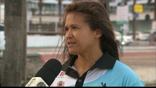 Campeã do Pan do Rio quer ser primeira mulher à frente da seleção de handebol
