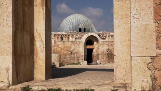 Muralhas da Cidadela guardam ruínas de grandes templos
