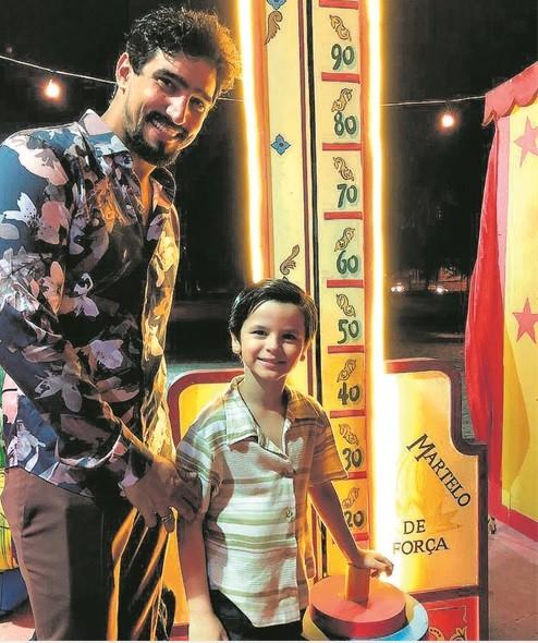 Renato Góes e Matheus Dantas (Foto: Divulgação)