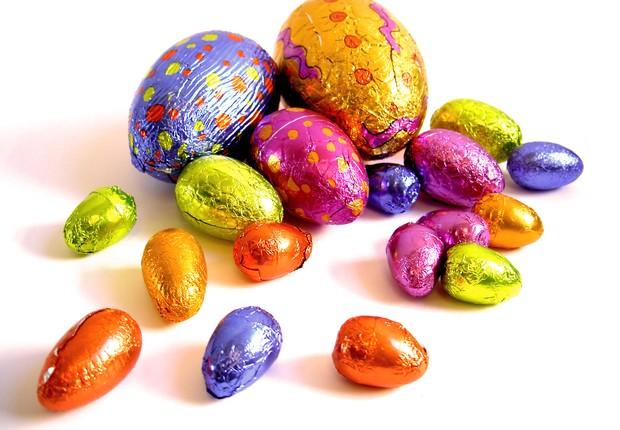Ovos de Páscoa (Foto: Wikipédia/Lotus Head)