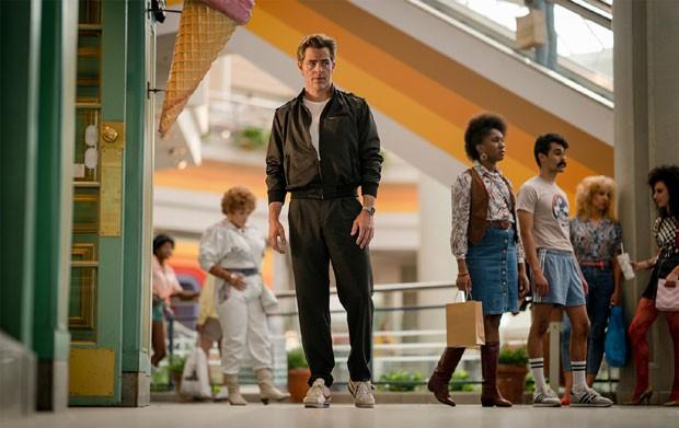 Chris Pine está de volta em Mulher-Maravilha2 (Foto: Divulgação/WarnerBros)