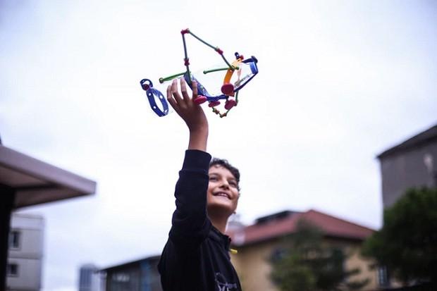 Para a Toyi, a imaginação dos pequenos é um negócio (Foto: Divulgação)