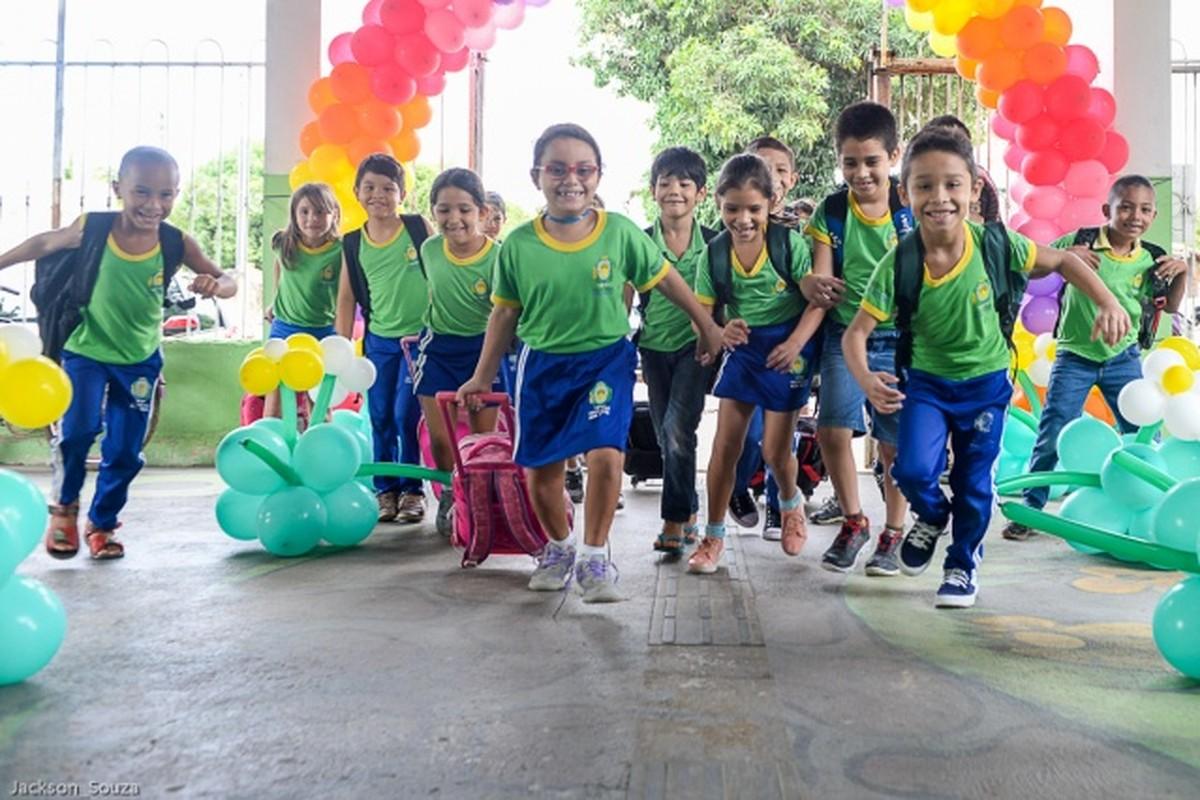 Prefeitura de Boa Vista divulga prazos para matrícula e transferência da rede municipal de ensino em 2018