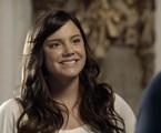 """Alice Wegmann como Marina de """"A lei do amor""""   Reprodução"""