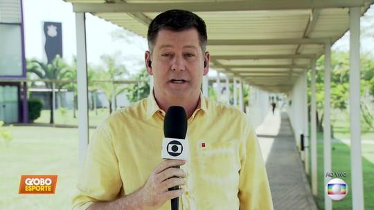 """Gil pede Corinthians atento contra o Del Valle: """"De qualquer maneira não se chega a lugar nenhum"""""""