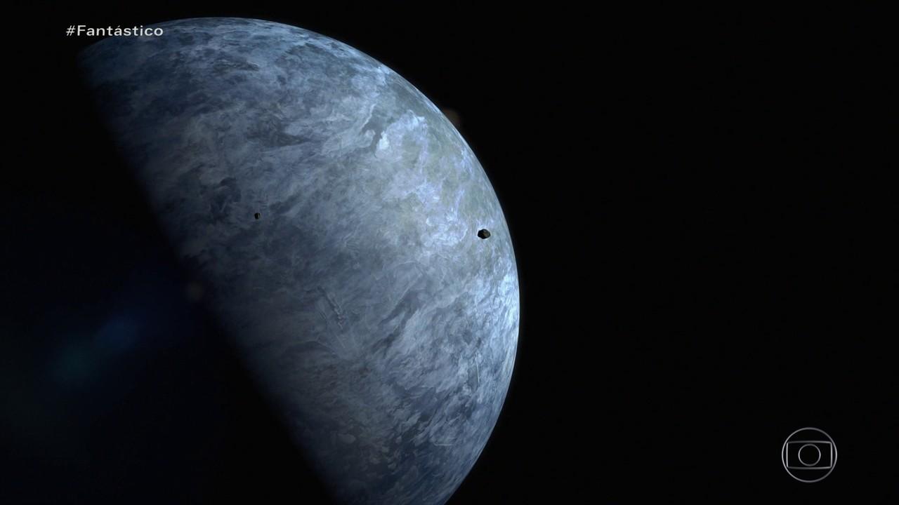 Mistério dos planetas explica o que Júpiter pode ter a ver com a extinção dos dinossauros