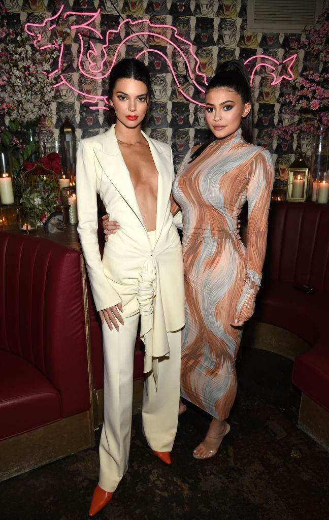 Kendall e Kylie Jenner (Foto: Getty Images)