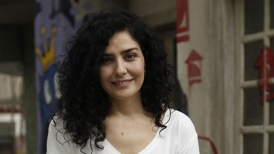 Letícia Sabatella participa de 'Malhação': 'Energia revitalizante'
