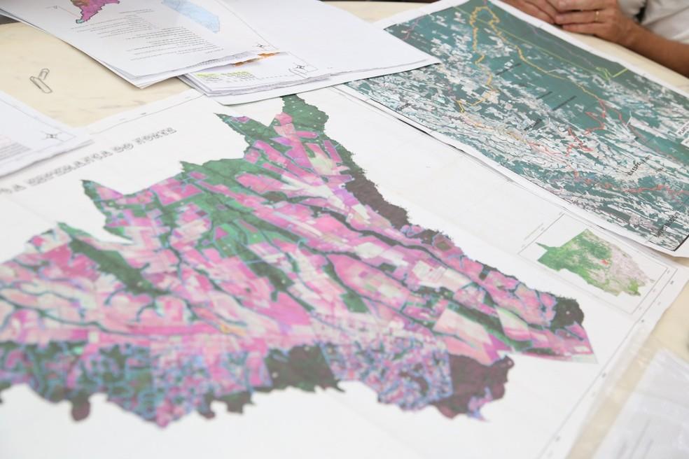 Criação do município de Noa Esperança do Norte — Foto: Assessoria