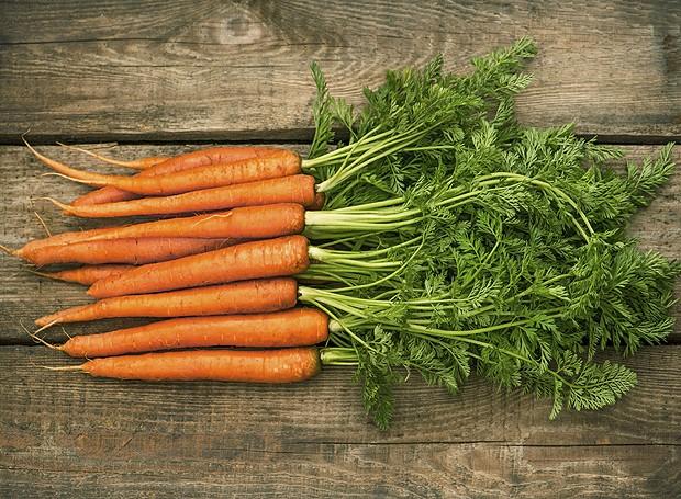 14 receitas imperdíveis com cenoura (Foto: ThinkStockPhotos)