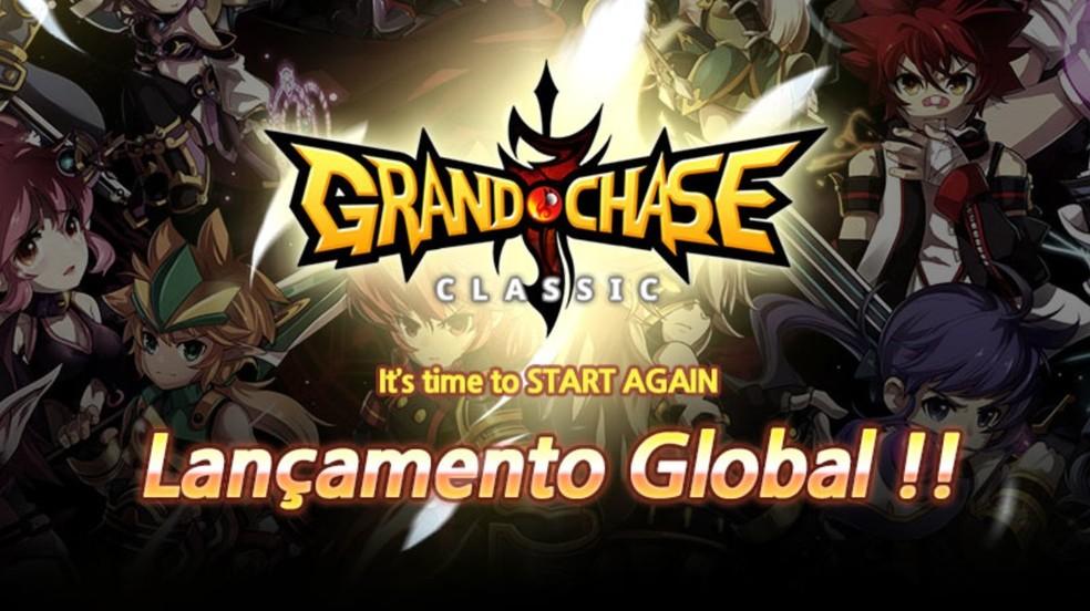 Grand Chase está de volta oficialmente, seis anos desde fechamento dos servidores — Foto: Divulgação/Steam