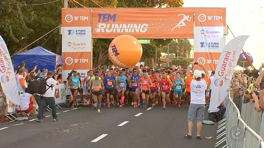 Segunda edição do TEM Running em Rio Preto premia campeões