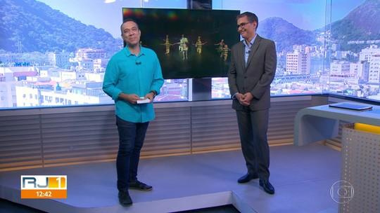 Carlinhos de Jesus e sua Cia de Dança estreiam 'Aquarelas', no Teatro Rival