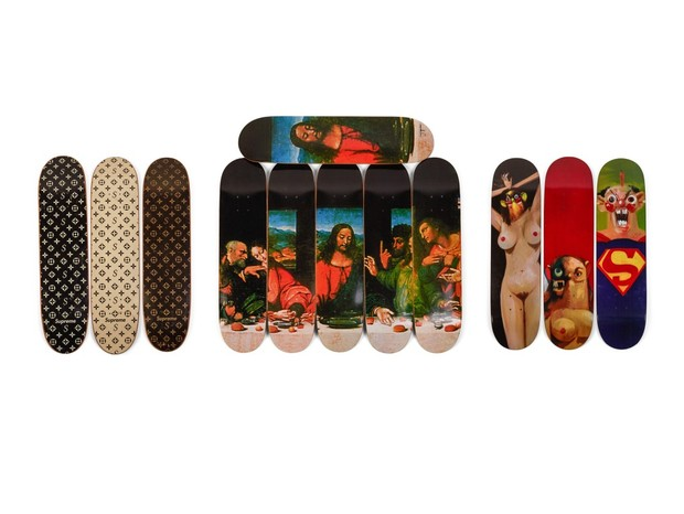 Coleção de 20 skates é leiloada por mais de R$ 4,5 milhões