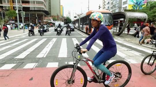 Se puder, vá de bike!