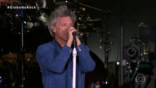 Bon Jovi volta ao Rock in Rio mais completo e entrosado após quatro anos