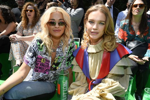 Rita Ora e Natalia Vodianova (Foto: Getty Images)