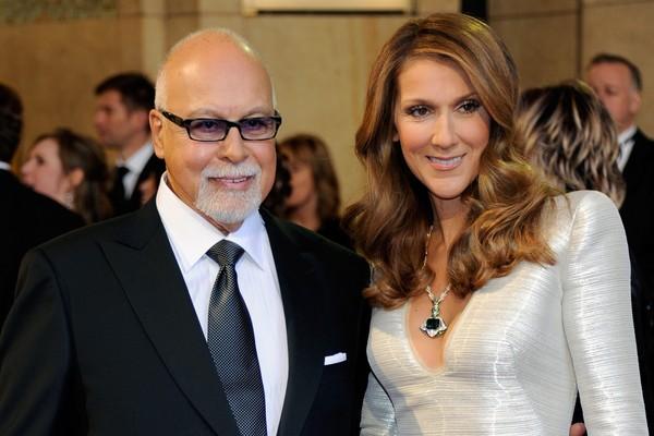 A união de Celine Dion e Rene Angelil em 1994 custou pouco mais de 1 milhão de reais. A cantora usou uma tiara de cristal que pesava mais de 3 quilos! (Foto: Getty Images)