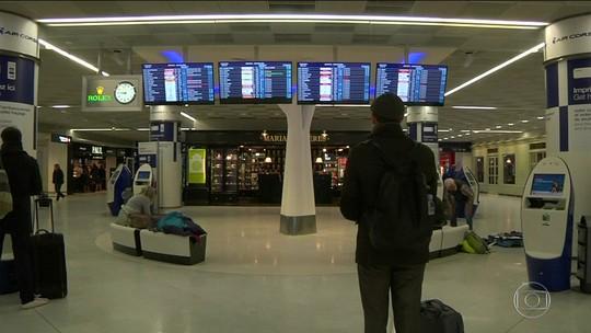 Na França, funcionários da Air France entram em greve pela 2° vez este mês