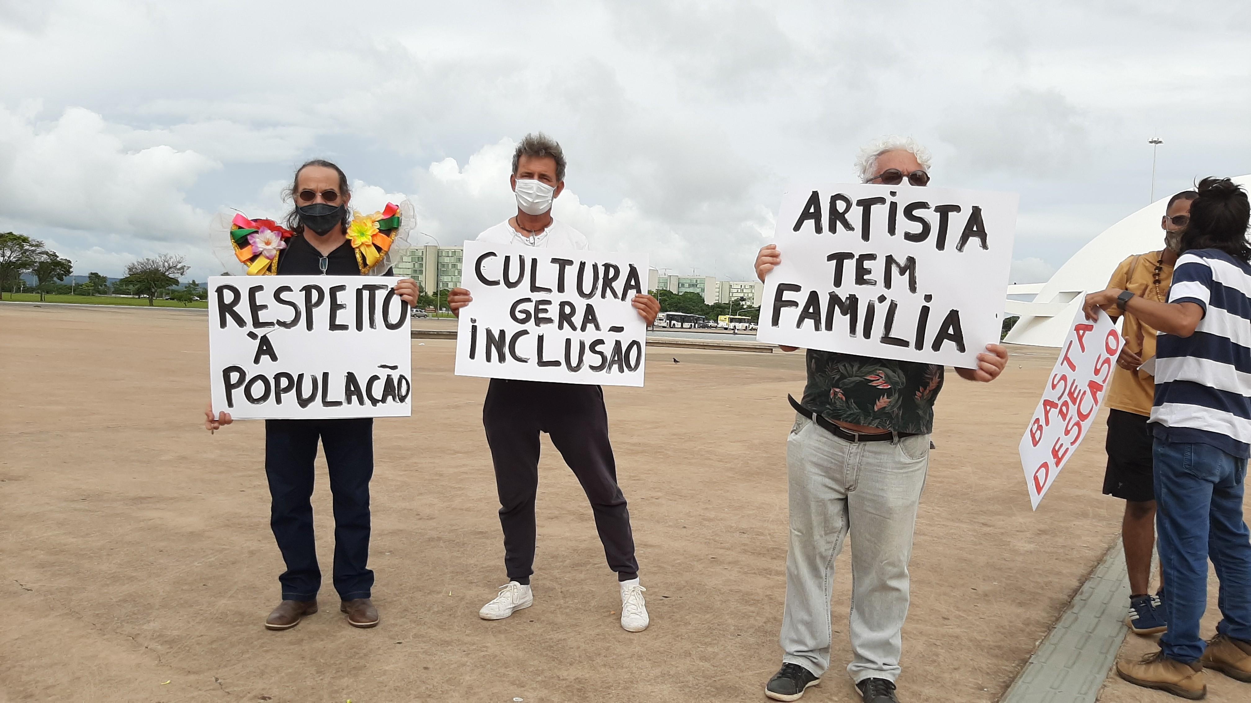 Lei Aldir Blanc: edital vai distribuir R$ 3,5 milhões para agentes culturais do DF