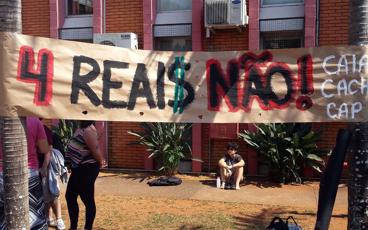 Unicamp vota aumento no bandejão e orçamento 2018; grupo critica discussões com 'campus esvaziado'