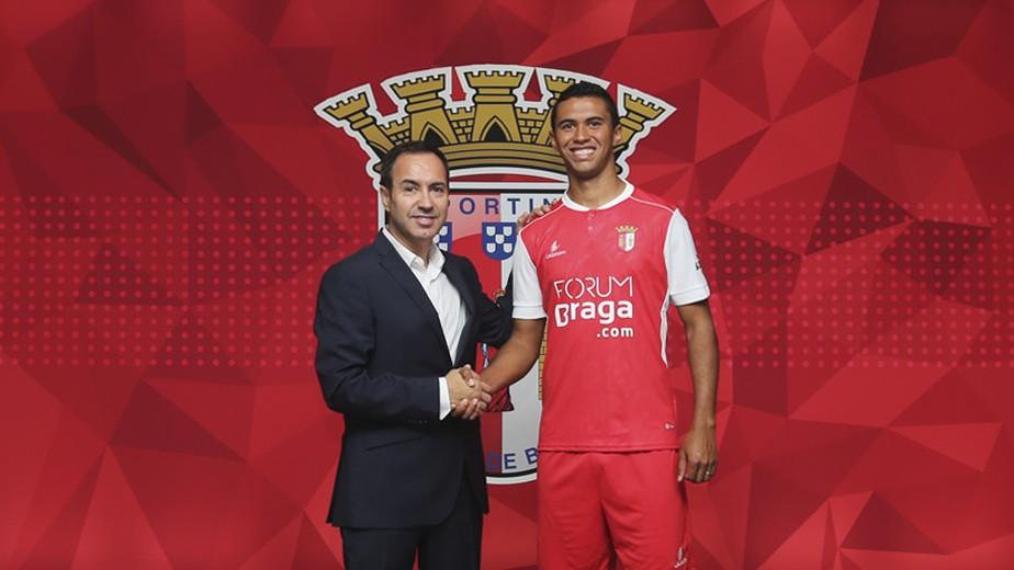 8e30fed6ef Pablo assina com o Braga por cinco anos e reencontra