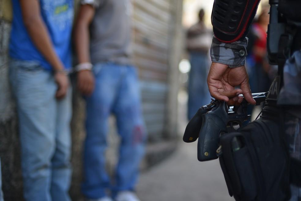 Resultado de imagem para Polícias Civil e Militar do Maranhão deixam de divulgar fotos e nomes de suspeitos presos