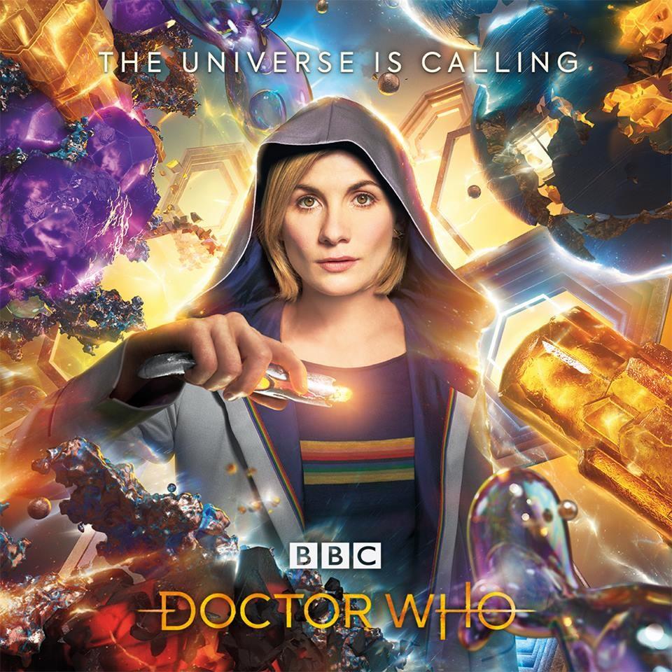 Jodie Whittaker como a 13ª encarnação do personagem (Foto: BBC/Divulgação)