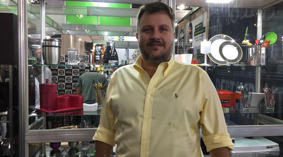 Rafael Camargo, fundador da Moda do Chef, empresa de utensílios domésticos (Foto: Editora Globo)