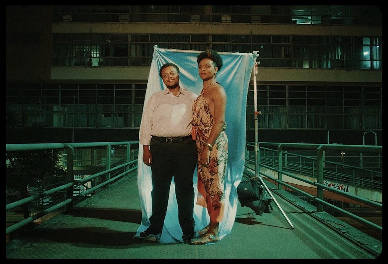 Cena do curta-metragem Guto e Onika (Foto: Divulgação)