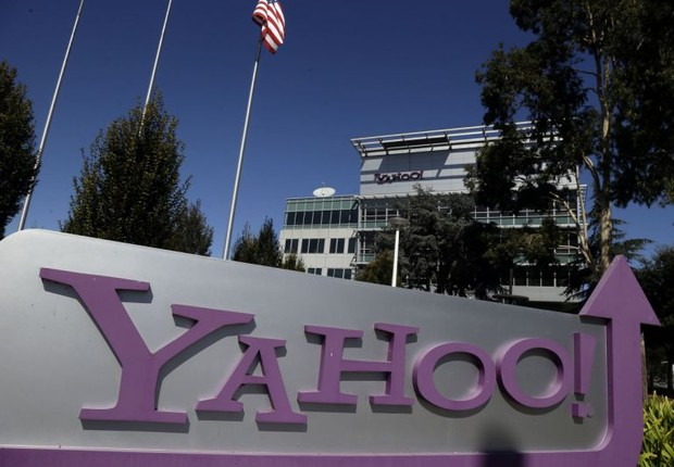 Sede do Yahoo na Califórnia (Foto: Tony Avelar/Bloomberg via Getty Images)