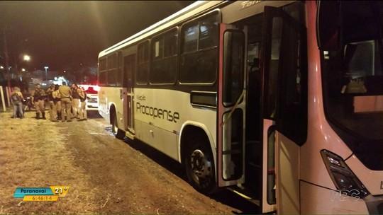 Motorista de ônibus é preso em Cornélio Procópio por dirigir bêbado, diz polícia